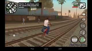 Descargar GTA San Andreas V1.07 Apk + Datos SD Español