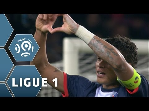 But Thiago SILVA (60') - Paris Saint-Germain - Olympique Lyonnais (4-0) - 01/12/13 (PSG - OL)