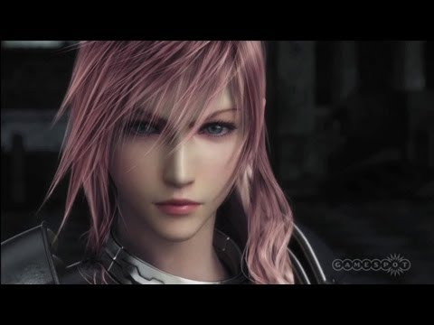 Opening Movie - Final Fantasy XIII-2 Gameplay Video