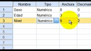 Tutorial de SPSS Video 2