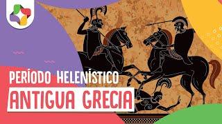 Antigua Grecia IV Per�odo Helen�stico