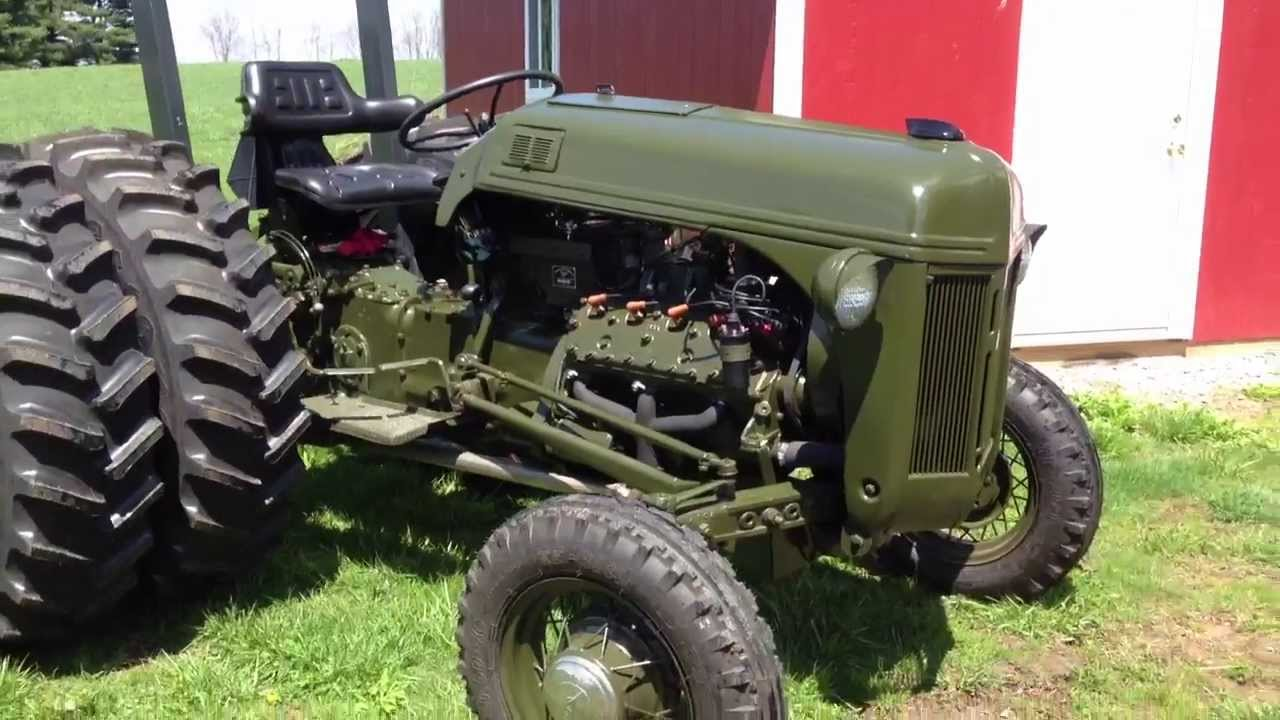 Ford 8n tractor for sale youtube autos post for 8n ford tractor motor for sale