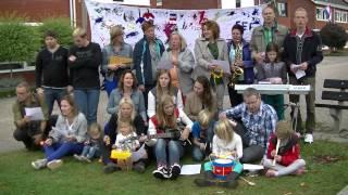 De leukste straat van Nederland 2013 Finale opdracht Walstro Venray