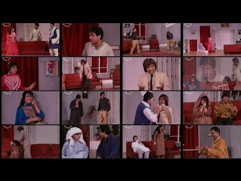 Begum Mujhe Eidi Do - Full Pakistani Punjabi Stage Show