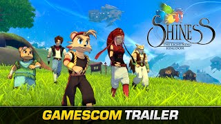 Shiness: The Lightning Kingdom - Gamescom 2016 Trailer
