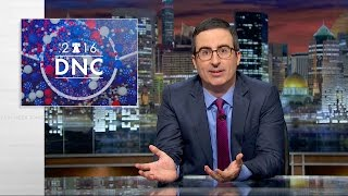 John Oliver: Democratic National Convention vs Democracy