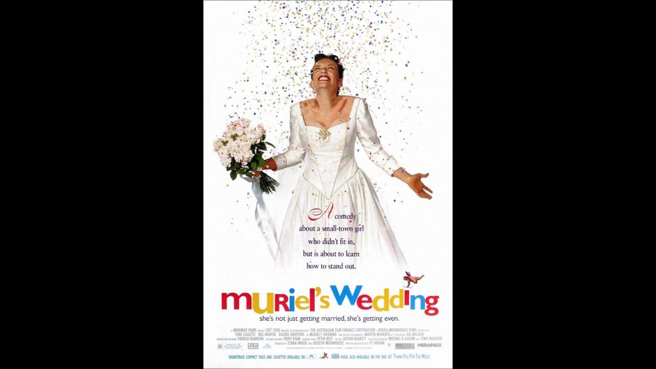 muriels wedding bridal dancing queen youtube