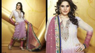 G3 Fashions Surat Latest Salwar Kameez Collection 2012
