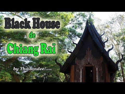 la maison noire de chiang rai