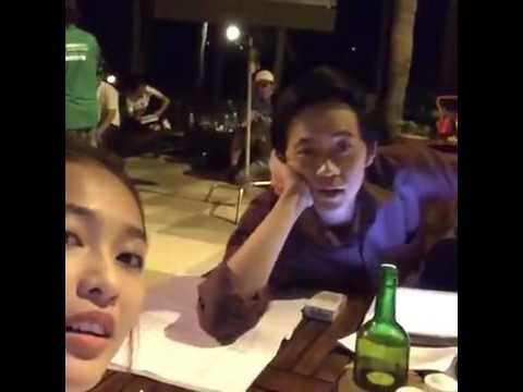 Minh Luan Hoai Linh  2016 Quay Phim Dem