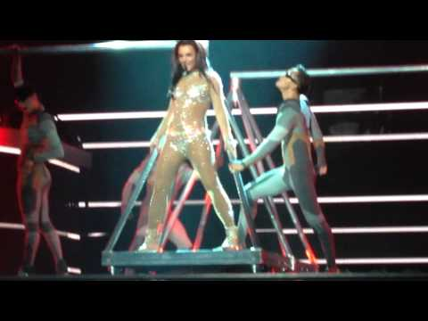 Britney Spears - 3 2/18/14 Piece of Me Las Vegas