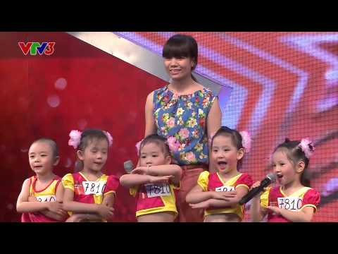 [FULL] Vietnam's Got Talent 2014 - TẬP 2 (05/10/2014)