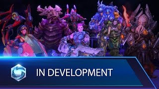 Heroes of the Storm - Machines of War - New Heroes & Skins