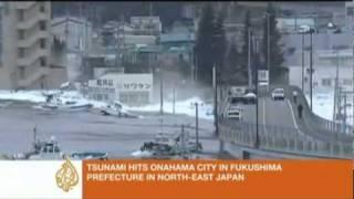 TSUNAMI JAPON 2011