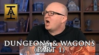 "Dungeons and Wagons, Part 1 - S1 E4 - Acquisitions Inc: The ""C"" Team"