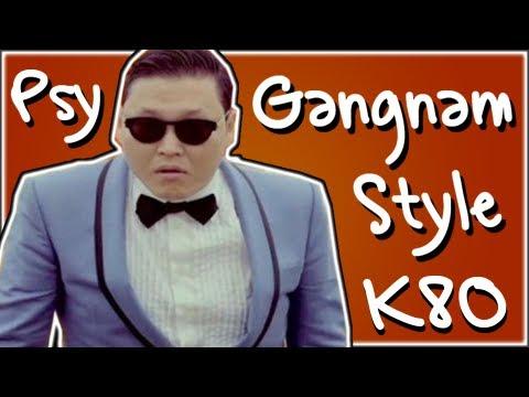 Parodia de Gangnam Style (Psy) por Key of Awesome Subtitulada