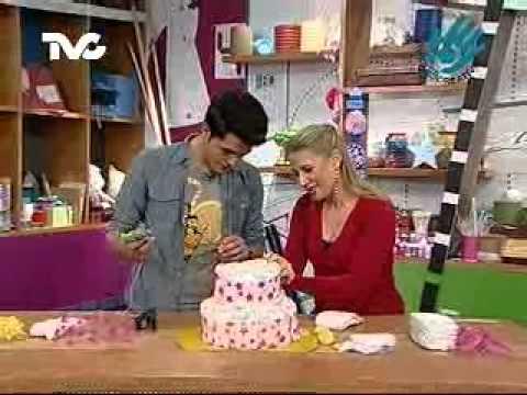 c mo hacer un pastel para baby shower ec youtube