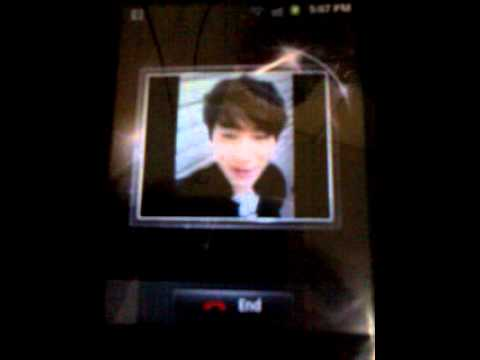 120523 EXO-K Suho Starcall