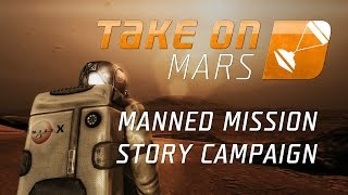 Take On Mars - Manned Mission Sztori Kampány Trailer