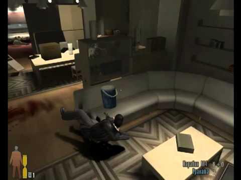 Max Payne 2 - Трибут ( геймплей под музыку )