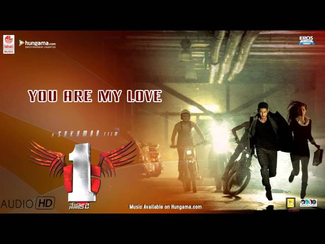 You Are My Love song - Full Audio - 1...Nenokkadine