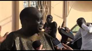 Me Elhadj Diouf Avocat de Hissène Habré