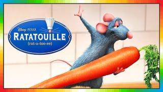 Ratatouille FRANÇAIS Rémy Remy Ratatuj