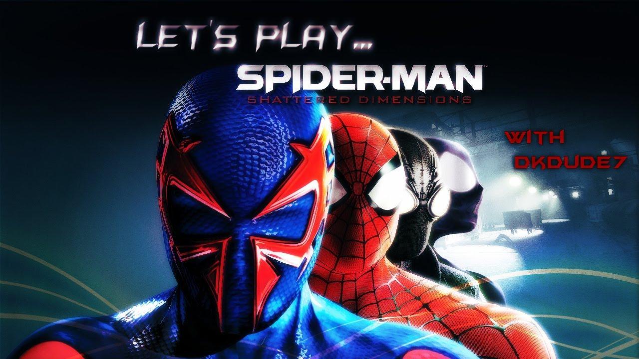 Spider-Man Shattered Dimensions Level 5 Noir Vulture - YouTube