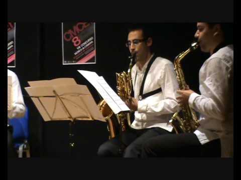 Interpretación del Cuarteto Octavia en el CMCET 2010