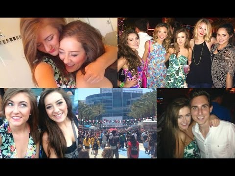 LA WEEK 4: I MET ED SHEERAN?! & VidCon 2014
