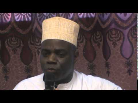 Jumat services by Imam Maftah Hassan Masudi on March 21, 2014