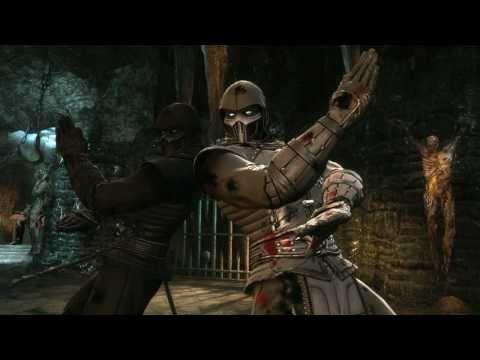 Mortal Kombat 'Noob Saibot' trailer