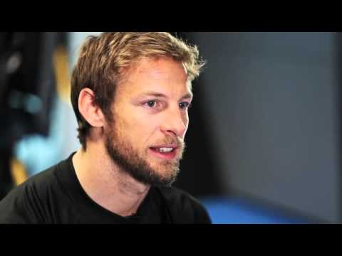Jenson Button - The importance of Nutrition