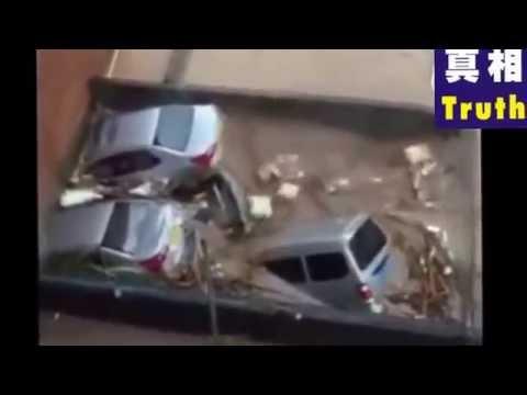 Toàn cảnh lũ lụt đang hoành hành ở Trung Quốc tháng 7/2016
