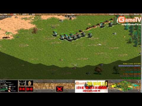 AOE Thái Bình vs Liên Quân 05 11 2013 C3 5
