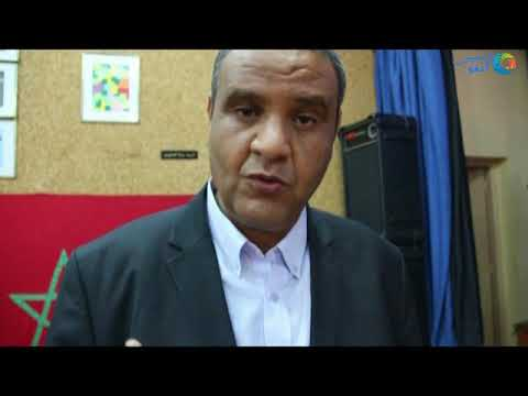تصريح رئيس جمعية المجد القطب الحضري بتنغير على هامش اللقاء التواصلي