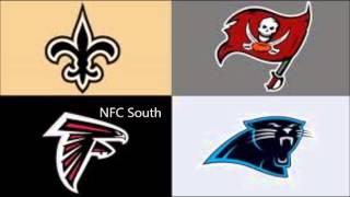 2014-2015 NFL Season Predictions
