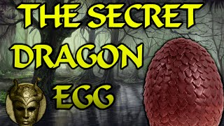The Stolen Blackfyre Dragon Egg / WHERE IS IT? (Game of Thrones)