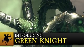 Total War: WARHAMMER - Bemutatkozik Green Knight