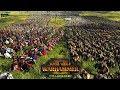 Ride of the Rohirrim Knights of Bretonnia vs 20 000 Orcs Total War Warhammer 2 Laboratory