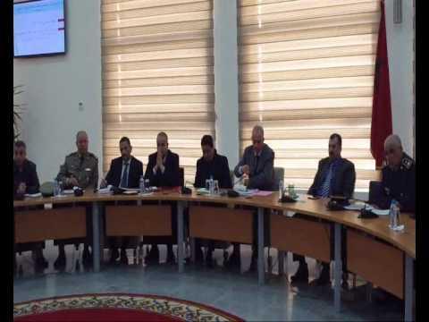 بالفيديو:والي الجهة الشرقية يعطي تعليماته لاتخاذ التدابير اللازمة للحد من اثار الفيضانات