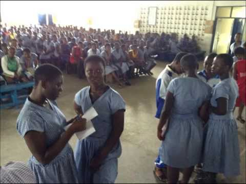 Leanon Foundation Summer Project in SHS  Volta Region & Accra, Ghana West Africa