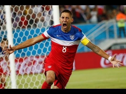 USA vs. Ghana World Cup 2014 - Crowd Reaction to Clint Dempsey's Goal