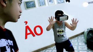 NTN - Trò Đùa Kính Thực Tế Ảo - Virtual reality Prank