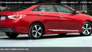2013 Hyundai Sonata Hybrid  - for sale in Brooklyn, NY 11223 videos