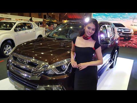 2017 Isuzu MU-X Facelift Walk Around Review Malaysia