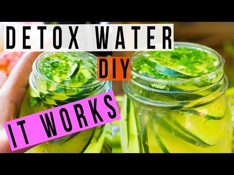 DIY Ayurvedic Detox Water   Weight Loss, Clear Skin, Flat Belly, Anti-Aging Recipe   Himani Wright