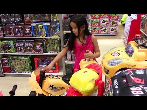 Toy Shopping: Disney Princess, Hello Kitty, Barbie Dolls, Monsters University, Mickey Mouse