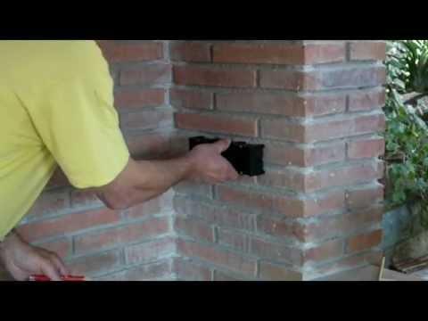 Cómo realizar ayudas de albañileria para instal. eléctricas Video nº 91