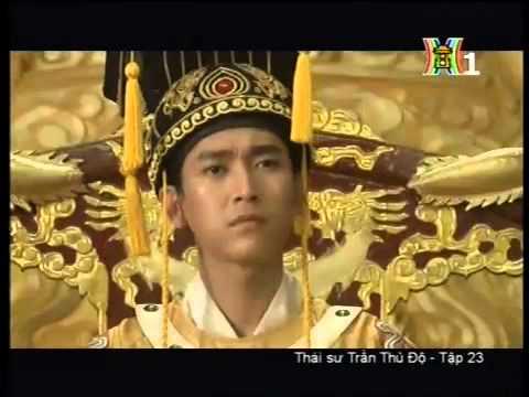 phim truyện Thái sư Trần Thủ Độ Phim VN   tập 23
